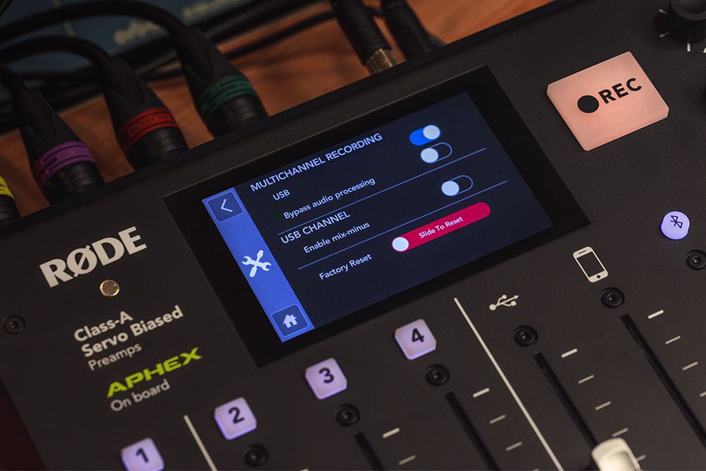 RØDECaster Pro Multitrack - How It Works (And More Features From