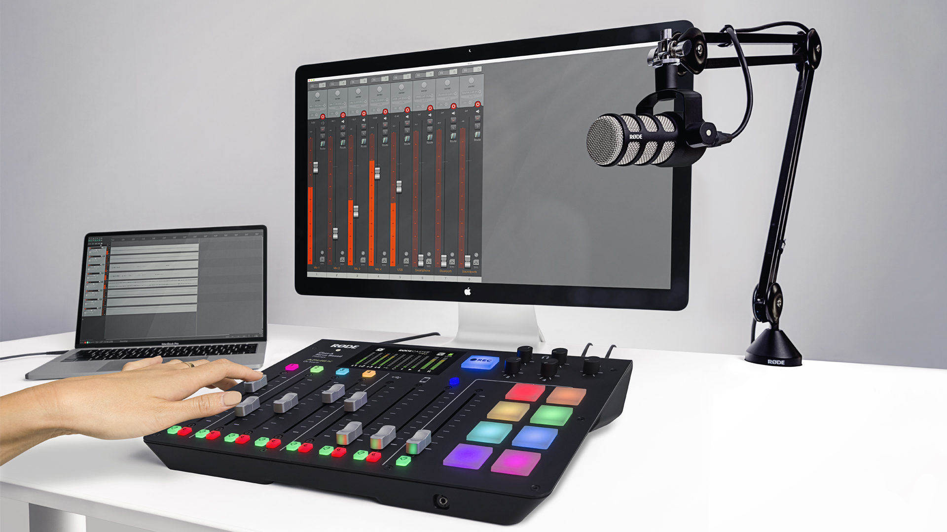 rodecaster pro firmware 2.1.2